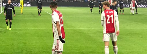 Ajax zet Real Madrid te kijk