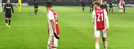 Aandelen Ajax fors omhoog na winst Tottenham